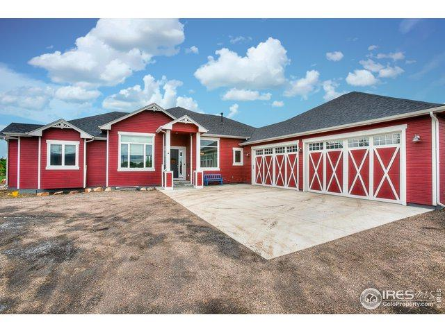 7917 S County Road 13, Fort Collins, CO 80525 (MLS #882491) :: Downtown Real Estate Partners