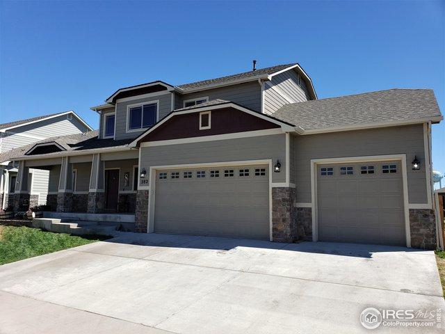 282 S 5th St Way, La Salle, CO 80645 (MLS #882492) :: June's Team