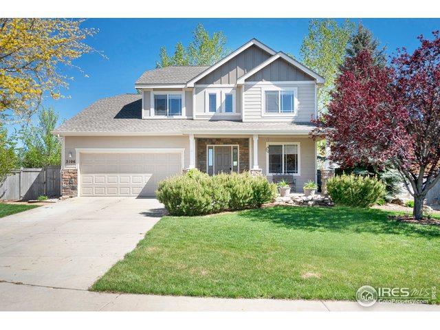 3106 White Buffalo Dr, Wellington, CO 80549 (MLS #882506) :: Kittle Real Estate