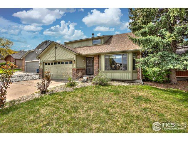 2285 W 118th Ave, Westminster, CO 80234 (MLS #882507) :: Kittle Real Estate