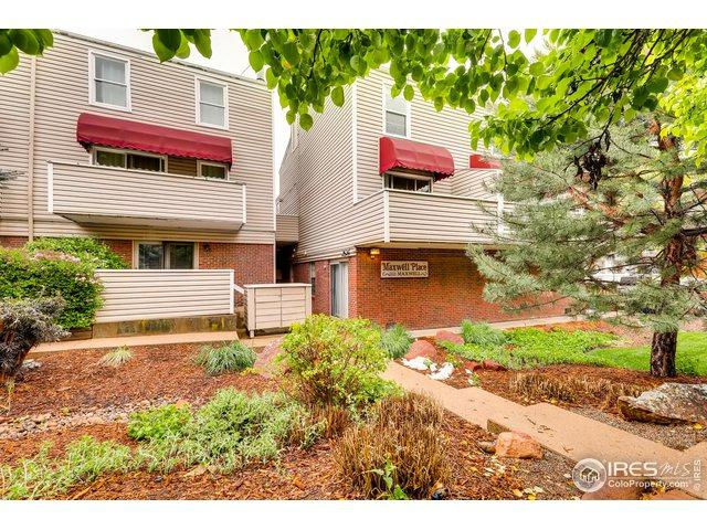 1111 Maxwell Ave #203, Boulder, CO 80304 (MLS #882508) :: Kittle Real Estate