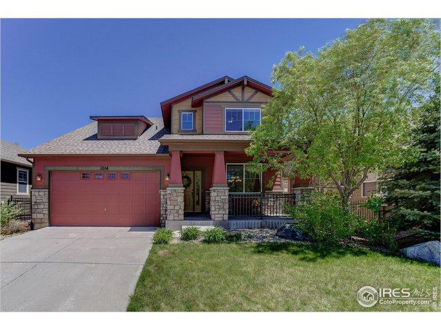 1014 Burrowing Owl Dr, Fort Collins, CO 80525 (MLS #882512) :: 8z Real Estate