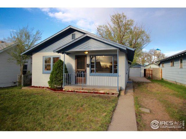 520 N 3rd Ave, Sterling, CO 80751 (MLS #882527) :: Keller Williams Realty