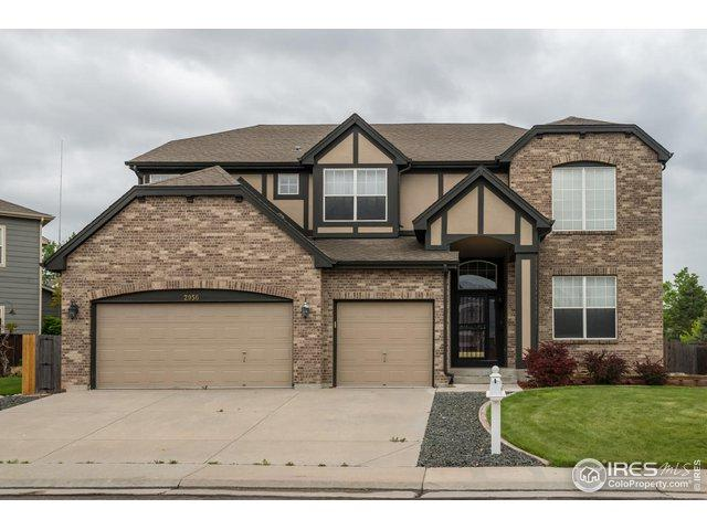 2956 E 135th Pl, Thornton, CO 80241 (MLS #882537) :: Hub Real Estate
