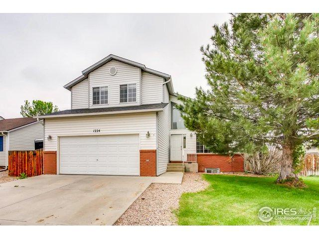 1224 Westwood Dr, Windsor, CO 80550 (MLS #882539) :: June's Team