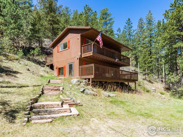 741 Waltonia Rd, Drake, CO 80515 (MLS #882541) :: Hub Real Estate