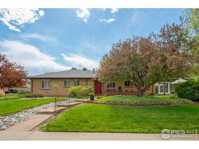 995 S Garfield St, Denver, CO 80209 (MLS #882554) :: Bliss Realty Group