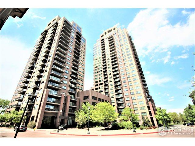 2990 E 17th Ave #1202, Denver, CO 80206 (MLS #882558) :: Hub Real Estate
