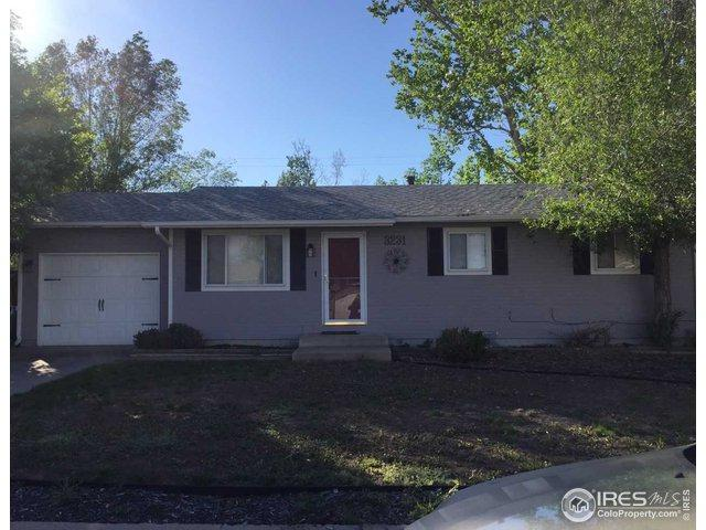 3231 5th St Rd, Greeley, CO 80634 (#882560) :: The Griffith Home Team