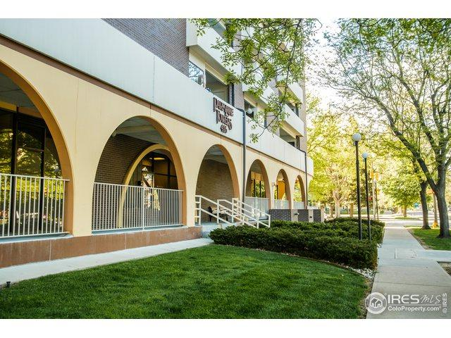 415 S Howes St #210, Fort Collins, CO 80521 (MLS #882565) :: Hub Real Estate
