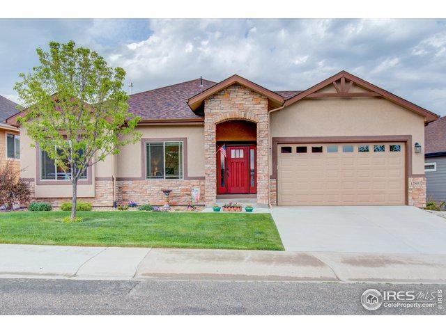 1285 Crabapple Dr, Loveland, CO 80538 (MLS #882618) :: 8z Real Estate