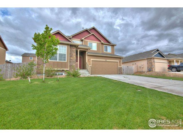 932 W Independent Ave, La Salle, CO 80645 (MLS #882686) :: 8z Real Estate