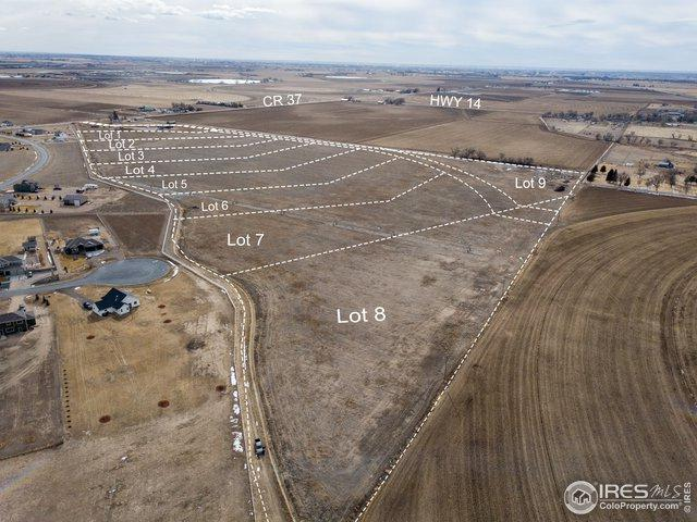 0 Liberty Ln, Ault, CO 80610 (MLS #882908) :: J2 Real Estate Group at Remax Alliance