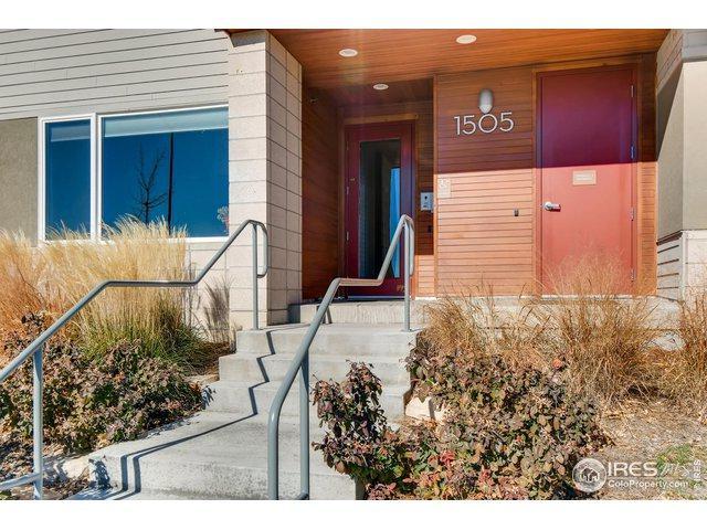 1505 Hecla Way #102, Louisville, CO 80027 (MLS #882932) :: Hub Real Estate