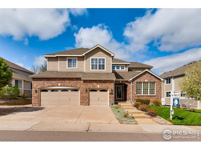 10265 Carriage Club Dr, Lone Tree, CO 80124 (MLS #882943) :: 8z Real Estate