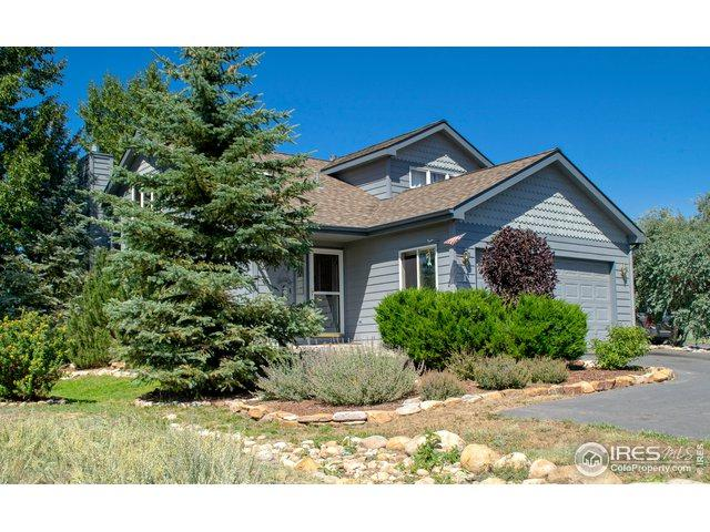 1550 Raven Cir I, Estes Park, CO 80517 (MLS #882965) :: June's Team