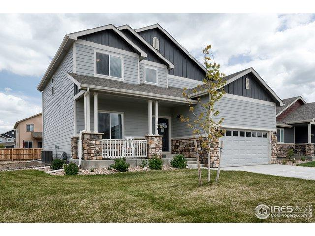 1520 Cirque Valley Ln, Severance, CO 80550 (MLS #883109) :: Keller Williams Realty
