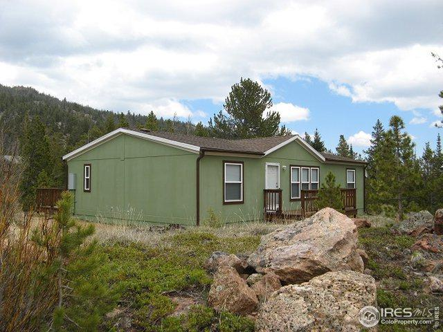 62 Spokane Ct, Red Feather Lakes, CO 80545 (MLS #883191) :: Kittle Real Estate