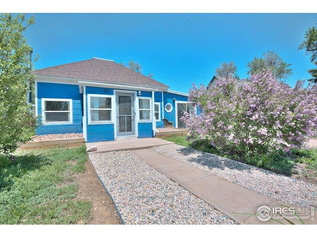 111 2nd St, Ault, CO 80610 (MLS #883270) :: June's Team