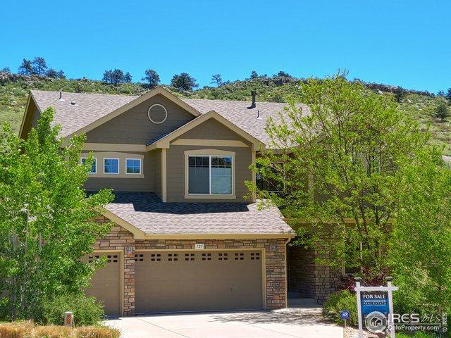 129 Peregrine Ln, Lyons, CO 80540 (MLS #883340) :: 8z Real Estate