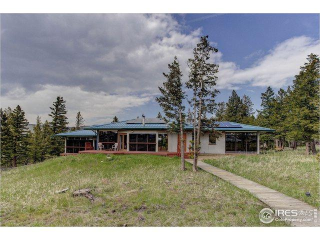 595 Left Fork Rd, Boulder, CO 80302 (MLS #883362) :: Keller Williams Realty