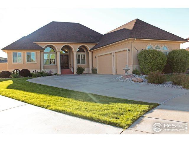 1520 Pintail Bay, Windsor, CO 80550 (MLS #883367) :: Kittle Real Estate