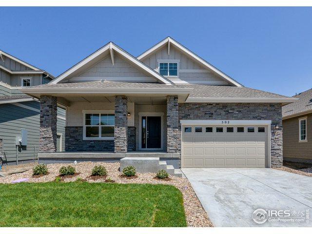 502 Seahorse Dr, Windsor, CO 80550 (MLS #883372) :: Kittle Real Estate