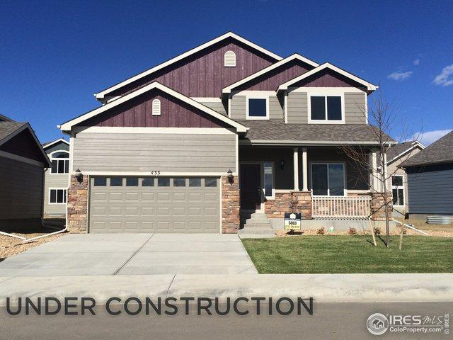1743 Avery Plaza St, Severance, CO 80550 (MLS #883429) :: Keller Williams Realty