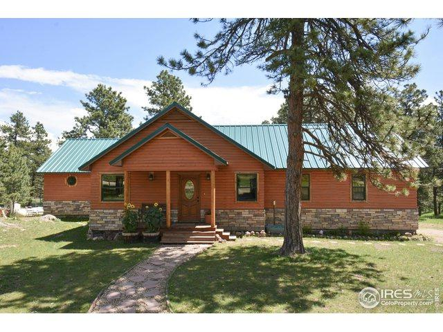 210 Redstone Dr, Bellvue, CO 80512 (MLS #883480) :: Downtown Real Estate Partners
