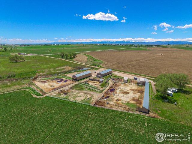 40250 County Road 21, Ault, CO 80610 (MLS #883496) :: June's Team