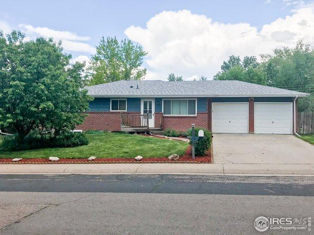 1430 33rd Ave, Greeley, CO 80634 (MLS #883538) :: 8z Real Estate