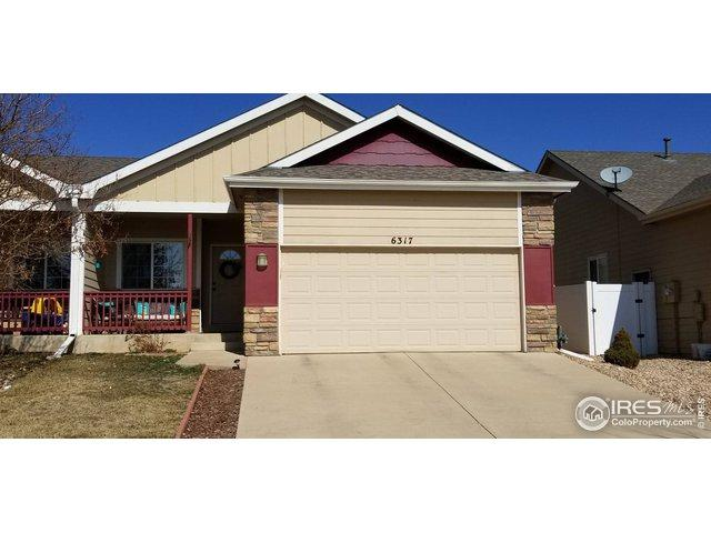 6317 Noble St, Evans, CO 80634 (MLS #883645) :: Bliss Realty Group