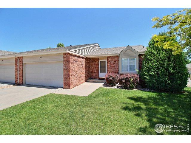 3950 W 12th St #32, Greeley, CO 80634 (MLS #883683) :: 8z Real Estate