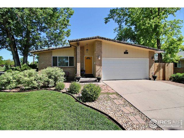 3413 W 13th St, Greeley, CO 80634 (MLS #883688) :: 8z Real Estate