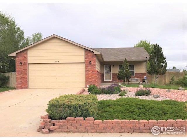 404 Suzann St, Wiggins, CO 80654 (MLS #883702) :: Kittle Real Estate