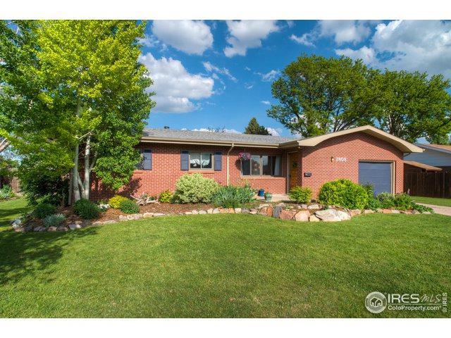 1808 Cameo Ave, Loveland, CO 80538 (MLS #883723) :: Hub Real Estate