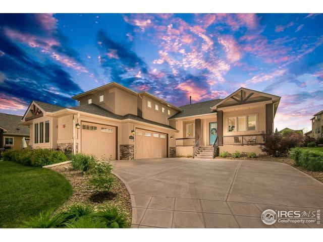 330 Meadowsweet Cir, Loveland, CO 80537 (#883771) :: James Crocker Team