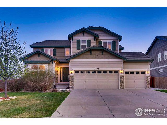 1298 Graham Cir, Erie, CO 80516 (MLS #883836) :: The Bernardi Group