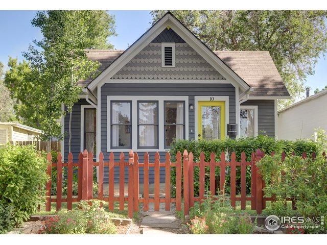 10 4th Ave, Longmont, CO 80501 (MLS #883879) :: 8z Real Estate