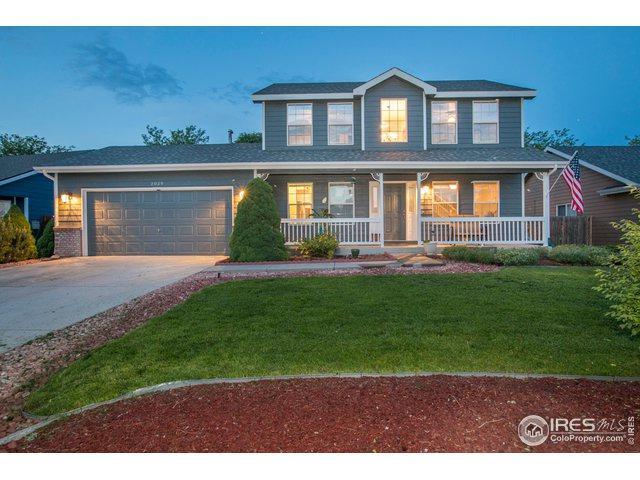 2029 Overland Dr, Johnstown, CO 80534 (MLS #883893) :: 8z Real Estate