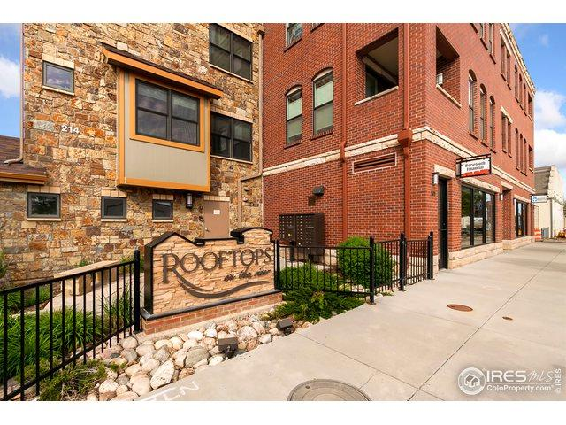 220 Willow St #302, Fort Collins, CO 80524 (MLS #883936) :: Tracy's Team
