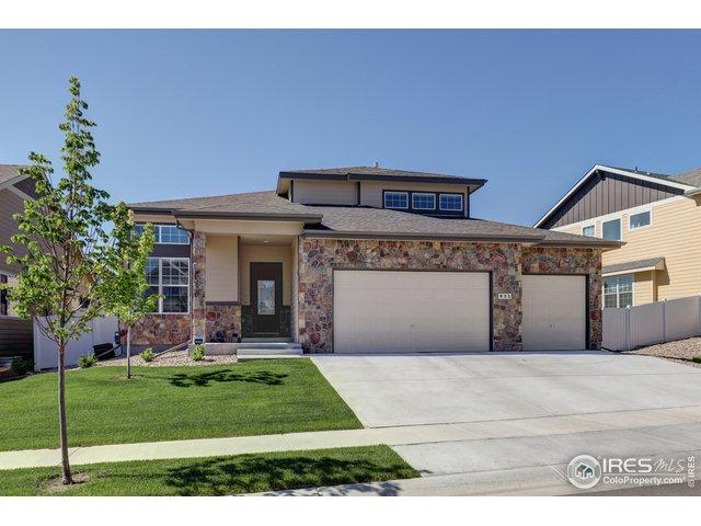 935 Mt Andrew Dr, Severance, CO 80550 (MLS #883956) :: Bliss Realty Group