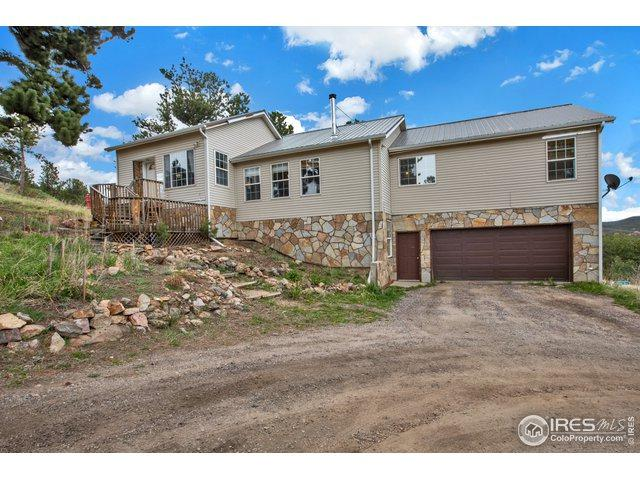1 Navajo Trl, Nederland, CO 80466 (MLS #883965) :: 8z Real Estate