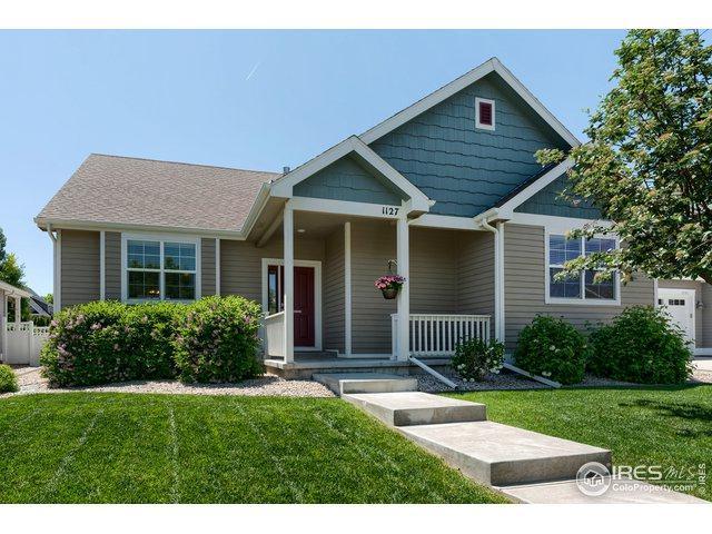 1127 Fairfield Ave, Windsor, CO 80550 (MLS #884025) :: 8z Real Estate
