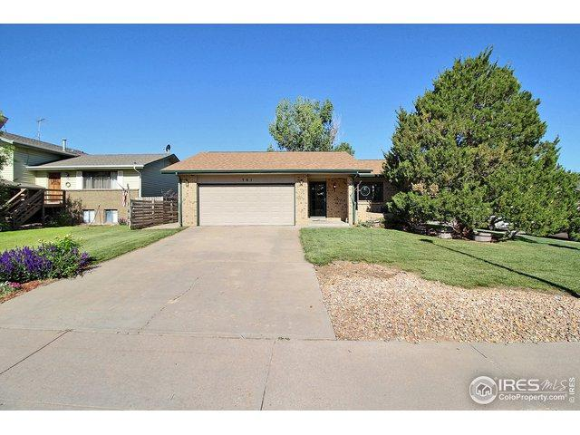701 43rd Ave, Greeley, CO 80634 (MLS #884052) :: Kittle Real Estate