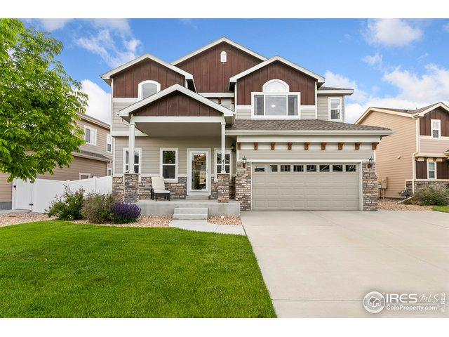 411 Wind River Dr, Windsor, CO 80550 (MLS #884059) :: Bliss Realty Group