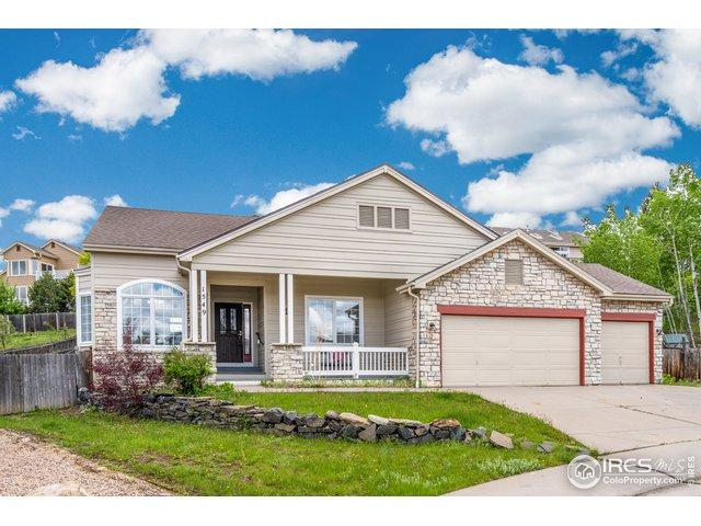 1549 Cougar Ct, Golden, CO 80403 (MLS #884105) :: Tracy's Team