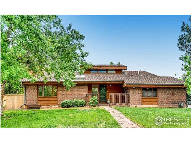 4407 Coolidge Pl, Boulder, CO 80303 (MLS #884133) :: Hub Real Estate