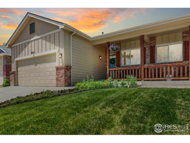 6315 Noble St, Evans, CO 80634 (MLS #884160) :: Bliss Realty Group