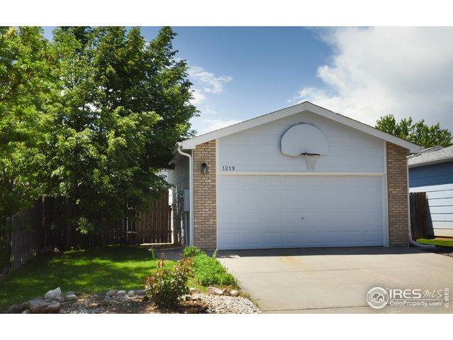 1219 Alameda St, Fort Collins, CO 80521 (#884194) :: The Peak Properties Group